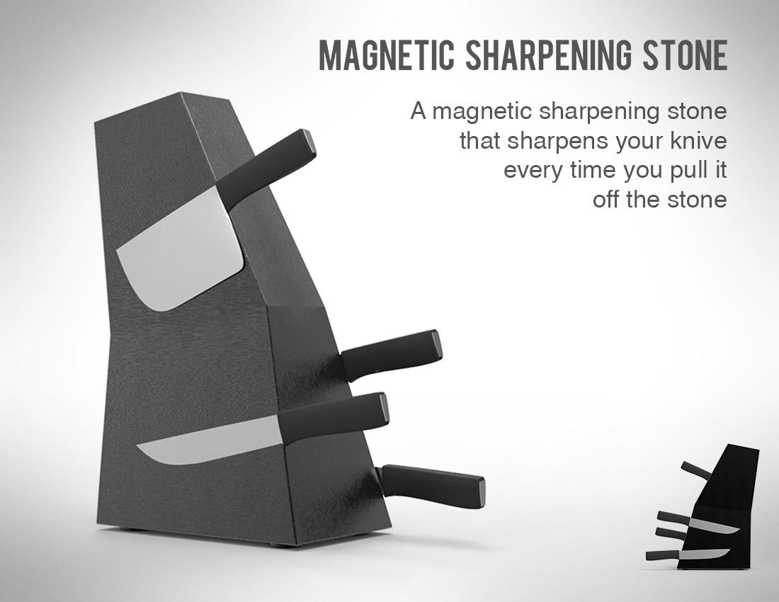 MagneticSharpening